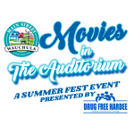Summer Movie Series @ Historic City Hall Auditorium